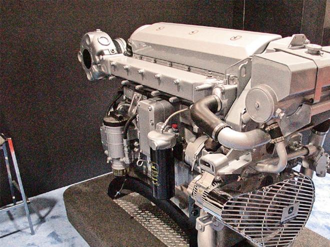 model 6068sfm John Deere engine