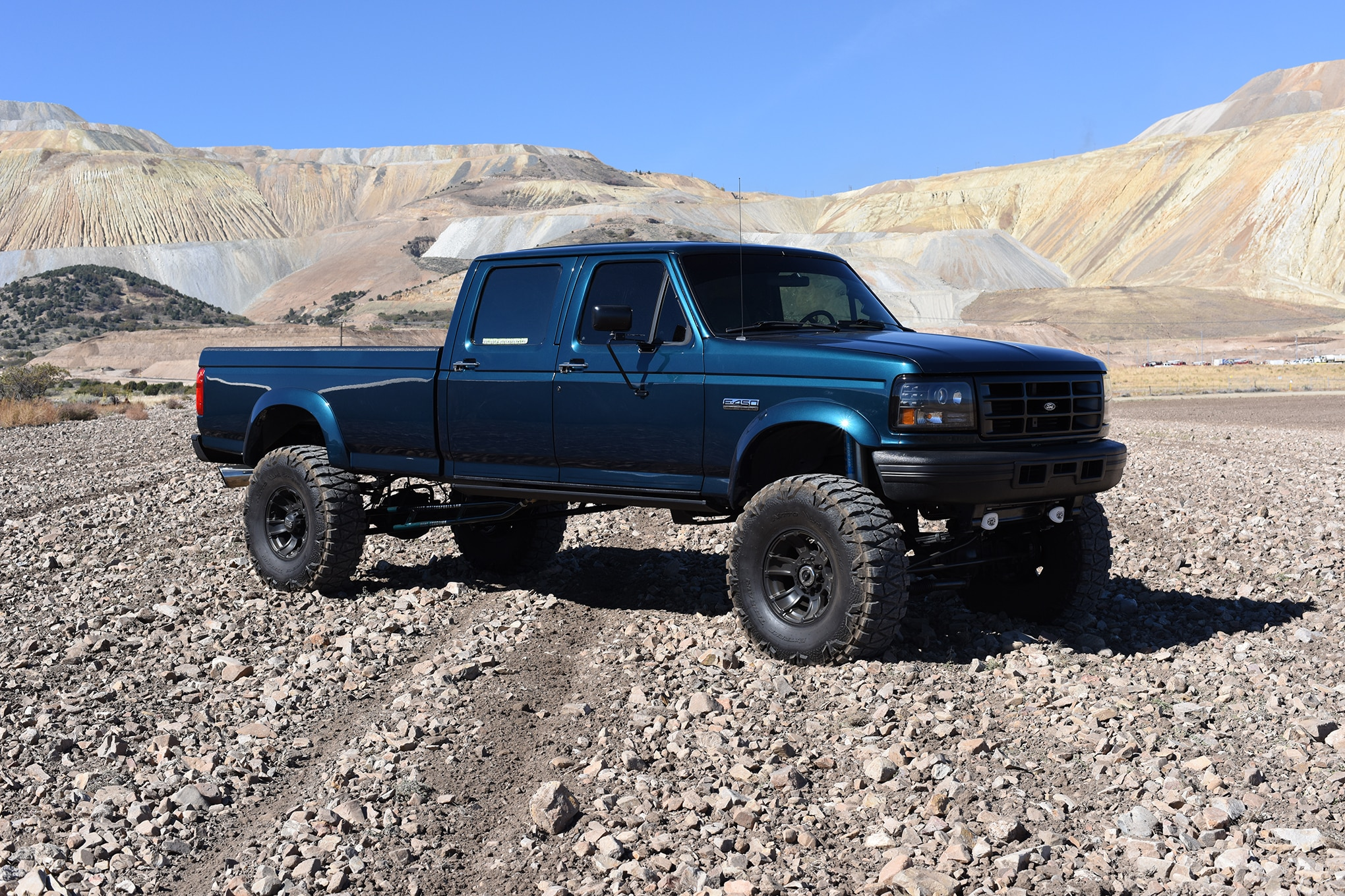 The Green Mile 1997 Ford F 350