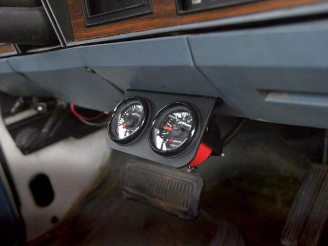 pyrometer Boost Gauge Install gauges