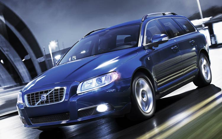 Volvo Celebrates Ocean Race With Special Edition Xc70 And Xc90
