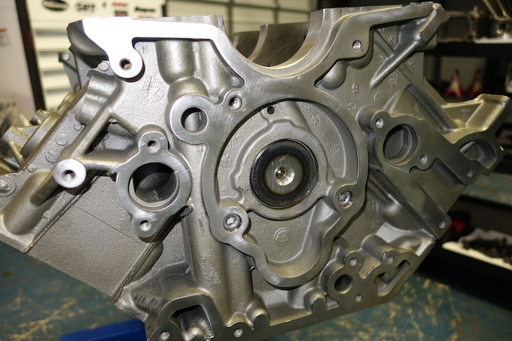 009 Jk Engines Stroker Engine Build Cam Installed