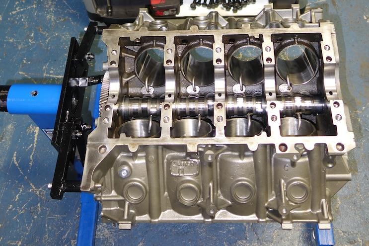 002 Jk Engines Stroker Engine Build Block