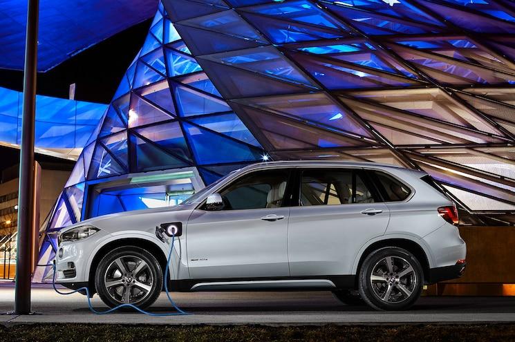 BMW X5 XDrive40e Profile Charging