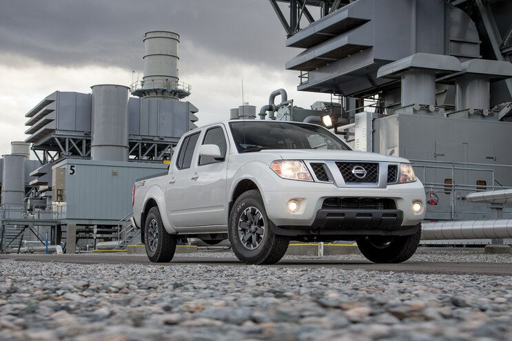 2016 Nissan Frontier Pro-4X Long Term Report 1 of 4