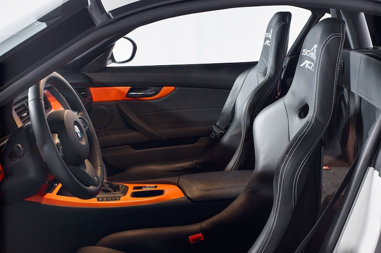 2015 Bmw Z4 Acs 50d Interior View