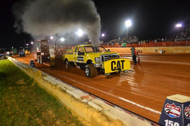 029 Rudy Truck Jam Ohio Cat Winner