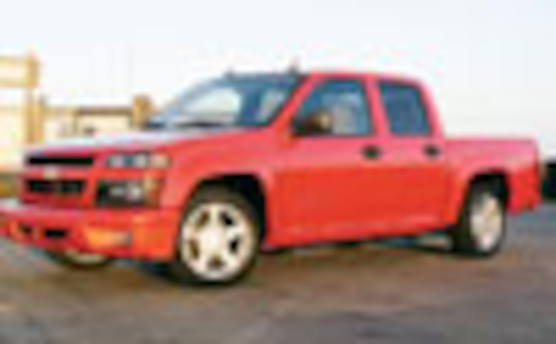 2004 Chevy Colorado - 2004 Truck Of The Year