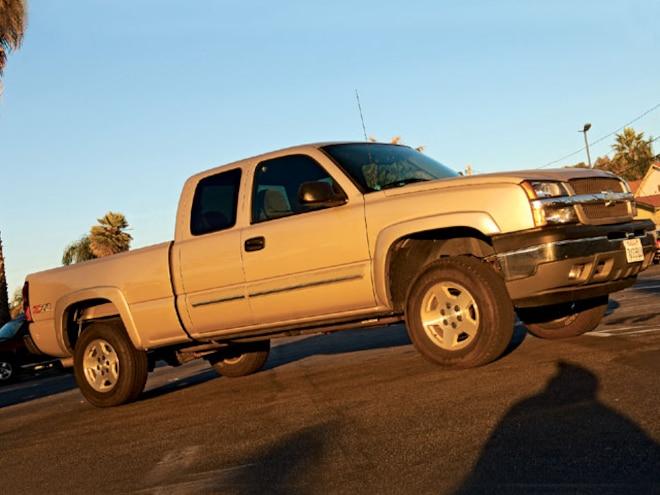 2004 Chevy Silverado Torsion Bar Kit - Suspension Tech - Truckin
