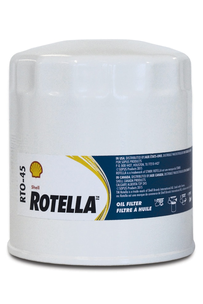 07 Shell Rotella Oil Filter