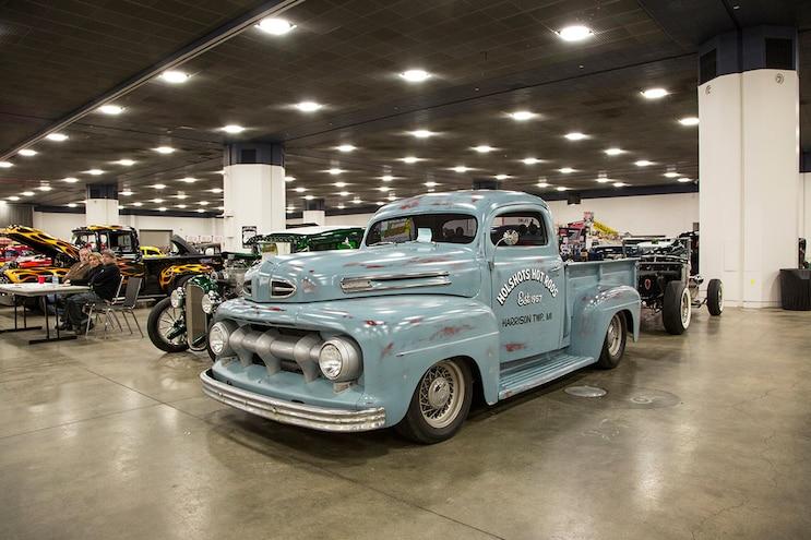 2016 Detroit Autorama All Trucks