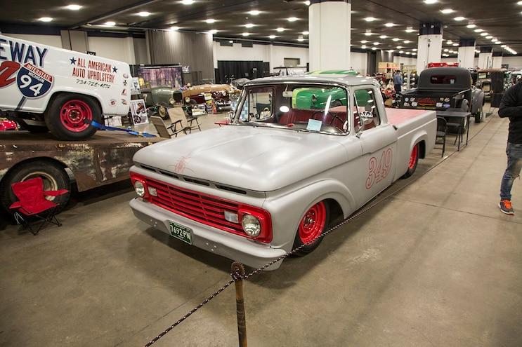 3 2016 Detroit Autorama All Trucks