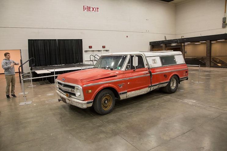 1 2016 Detroit Autorama All Trucks