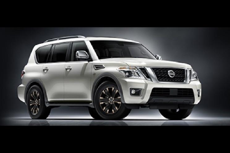 Did this Forum Just Leak the 2017 Nissan Armada SUV?