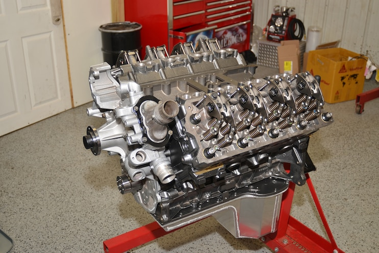 """""""Project Six-Four"""" Part 2: Unlimited Diesel Performance Builds a 6.4L Ford from Scratch"""
