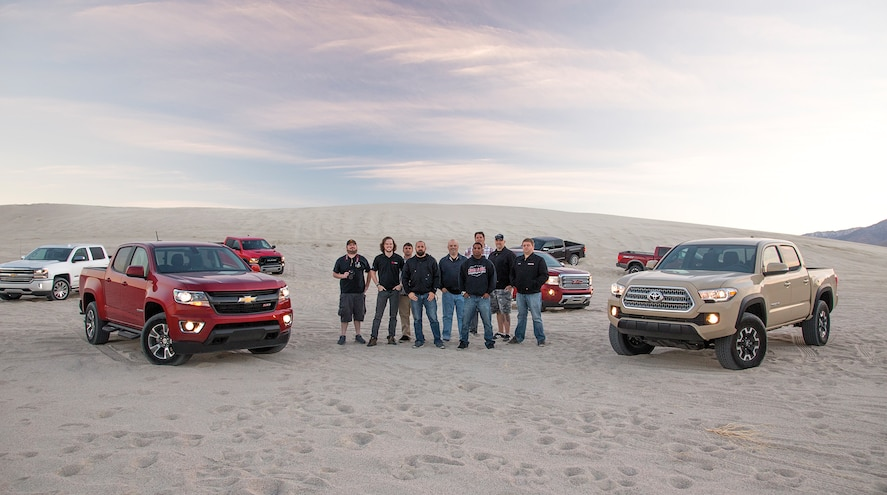 25 Pickup Truck Of The Year Trucks And Judges