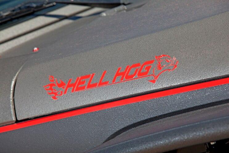 027 Wild Boar 2012 Jeep Wangler JK Hellcat 6x6