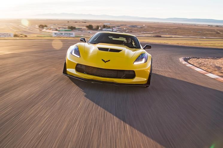 2015 Chevrolet Corvette Z06 Track Retest