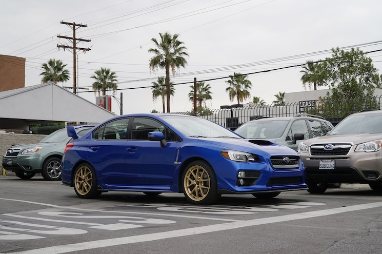 2015 Subaru WRX STI Launch Edition Long-Term Update 5