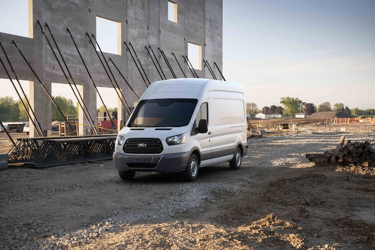 Ford Issues Safety Recall For 2015-2017 Transit Driveshaft Flexible Coupling