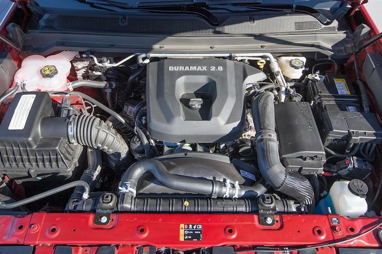 75 2016 Chevrolet Colorado Engine