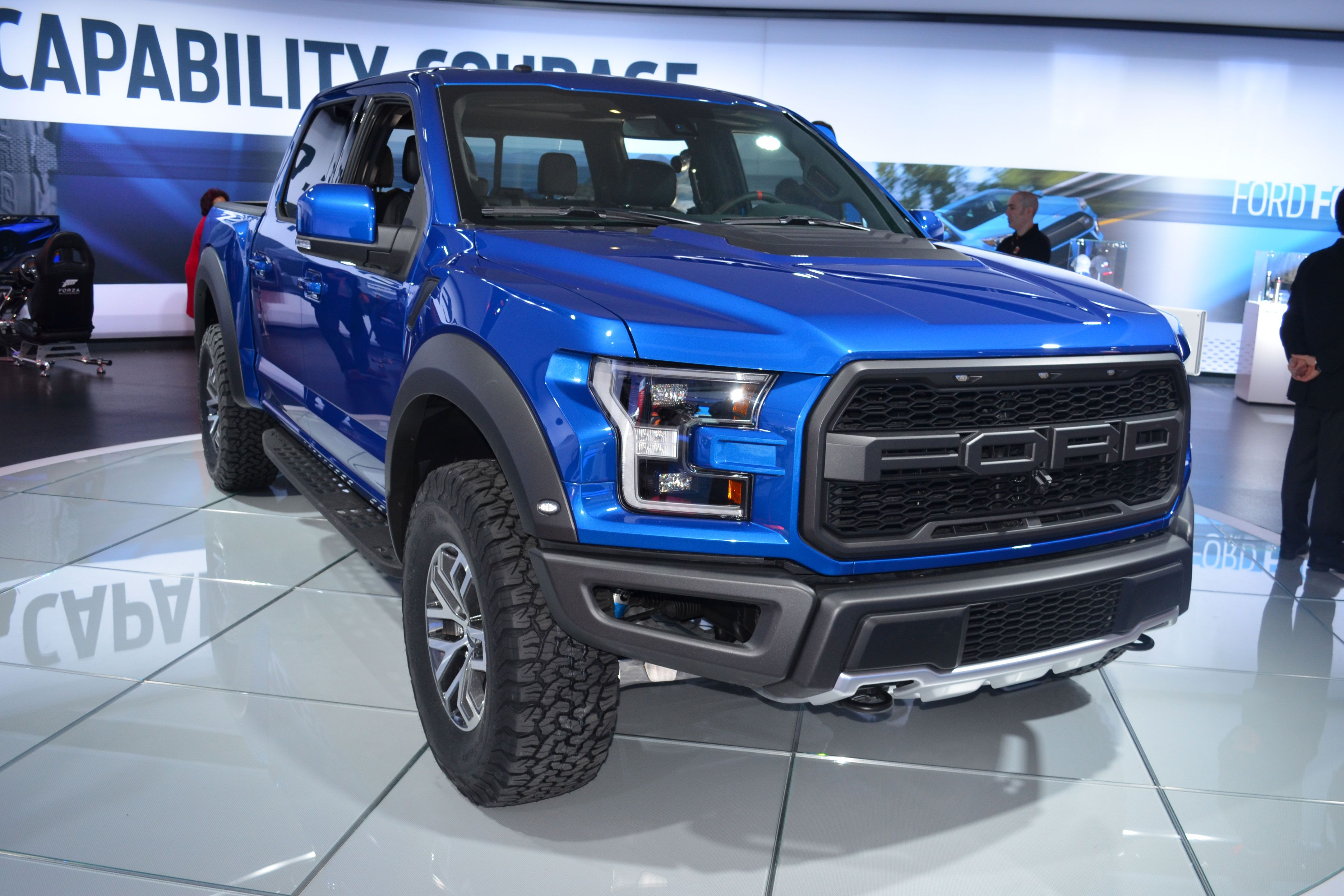 Ford F 150 Raptor Forum Claims 450 Hp 510 Lb Ft For 2017 Model