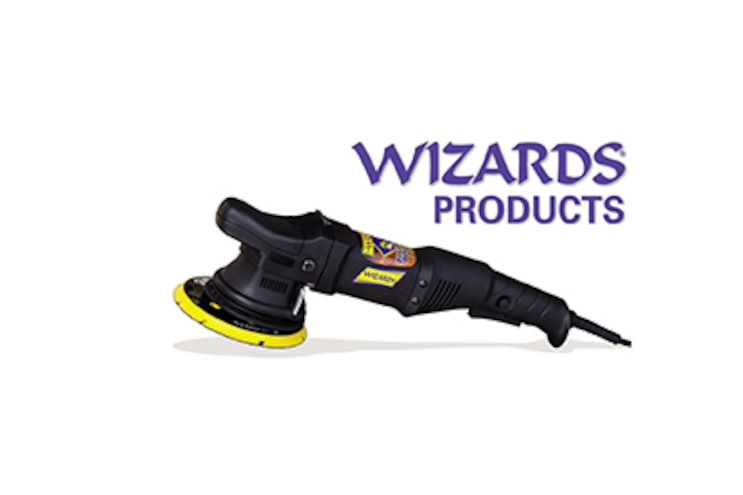 Wizard 21 Big Throw Polisher