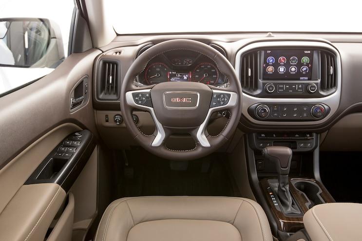 60 2016 GMC Canyon Drivers Seat