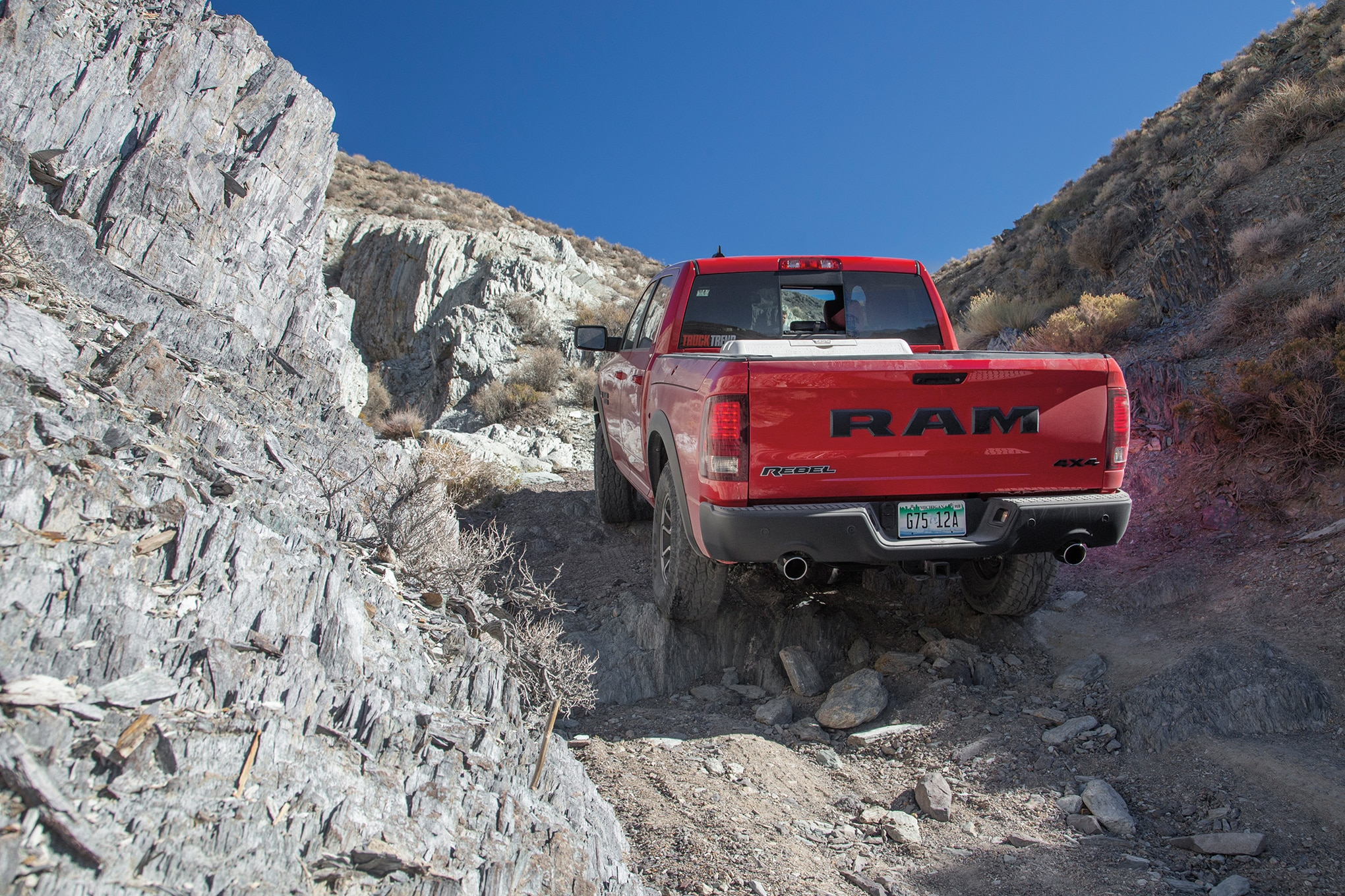 35 2016 Ram 1500 Rebel On Trail View Photo Gallery 13 Photos