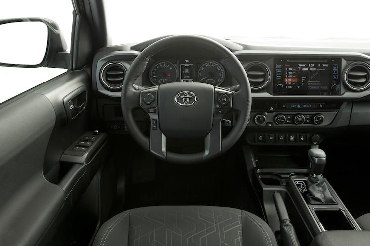 48 2016 Toyota Tacoma TRD Drivers Seat