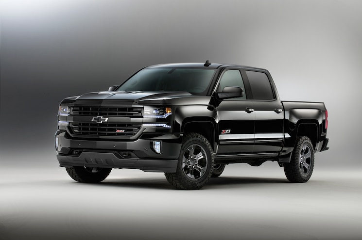Chevy Midnight Edition >> Chevrolet Reintroduces Midnight Edition Silverado