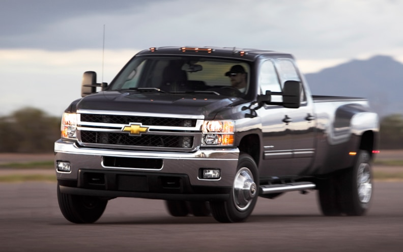 2011 Chevrolet Silverado 3500HD DRW LT In Motion 2