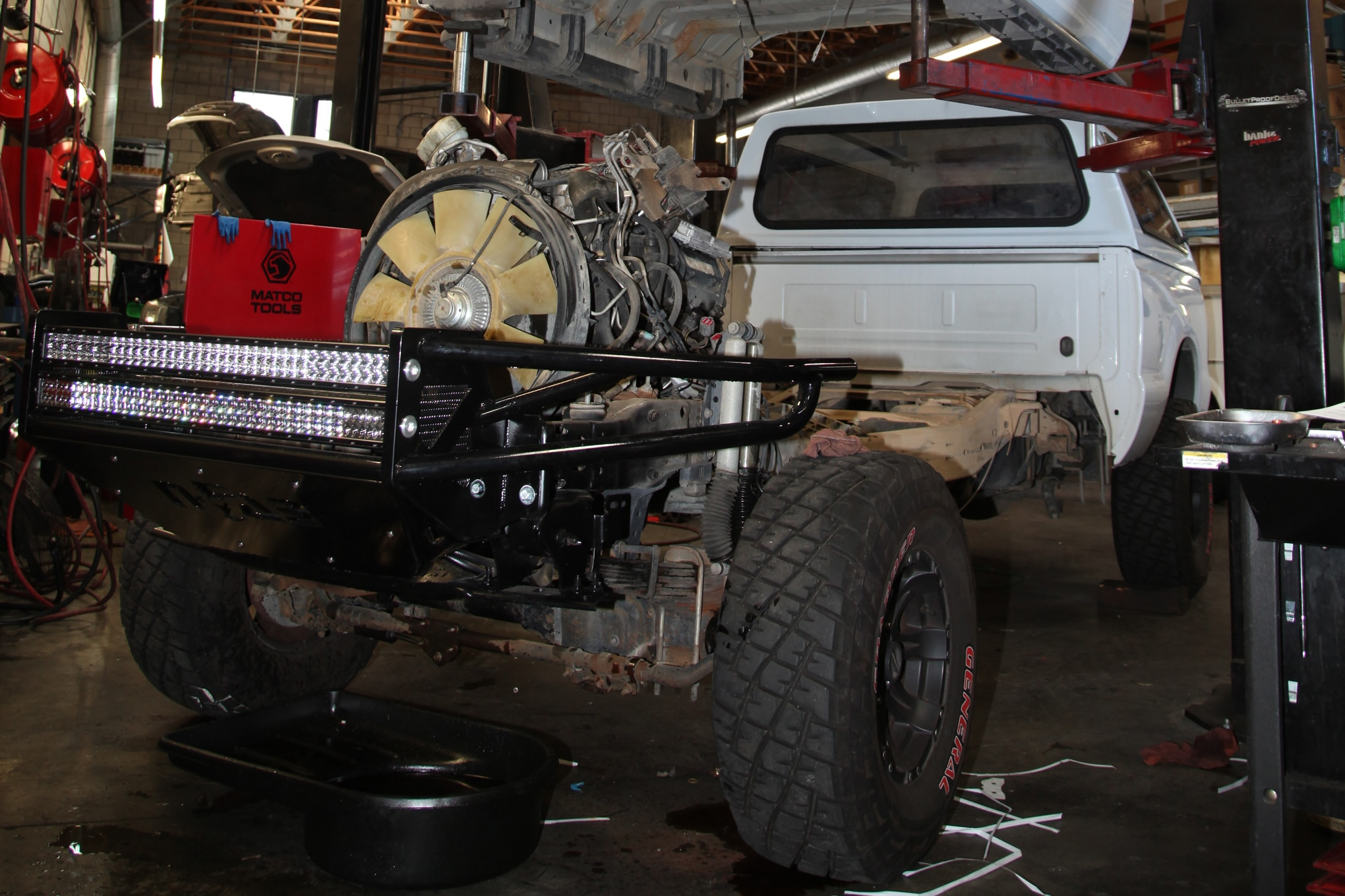 bulletproof 6.0 power stroke build on 2004 ford f250  truck trend