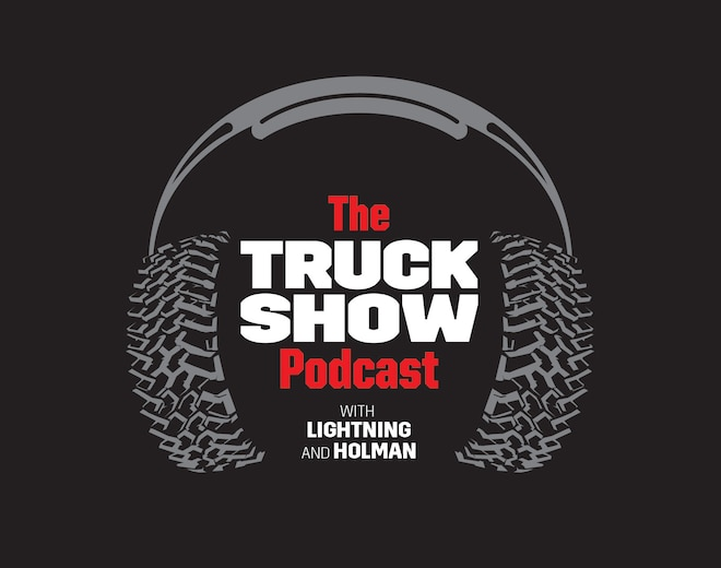 The Truck Show Podcast March 8