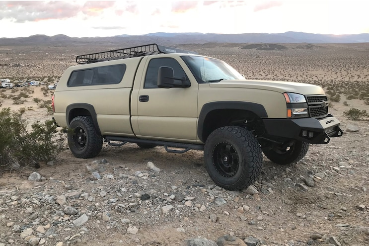 Finalizing a Custom Lifted Suspension with Atlas Spring, Hellwig, EBC Brakes, Fuel Wheels & General Tires