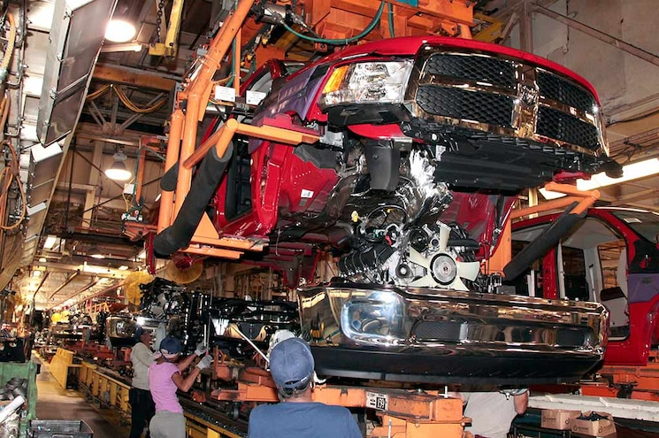 FCA to Invest $4.5 Billion to Expand Michigan Production, Including New Detroit Plant