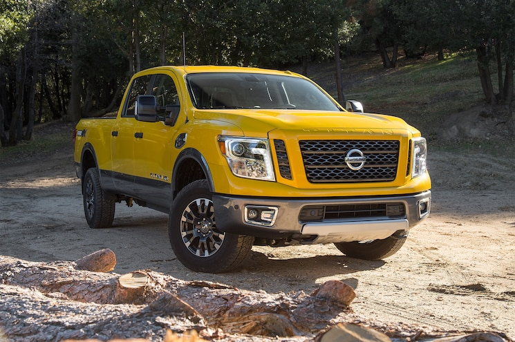 2020 Nissan Titan Xd To Lose Optional Cummins Diesel