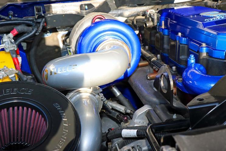 004 Mega Knockout 2017 Ram 3500 Engine