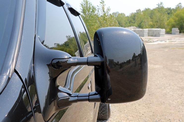 009 2005 F 350 Root Beer Float Mirror