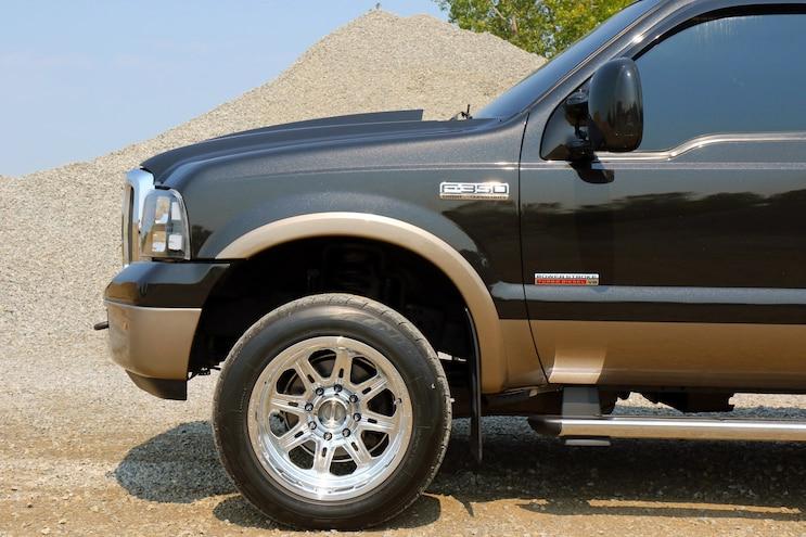 013 2005 F 350 Root Beer Float Wheel