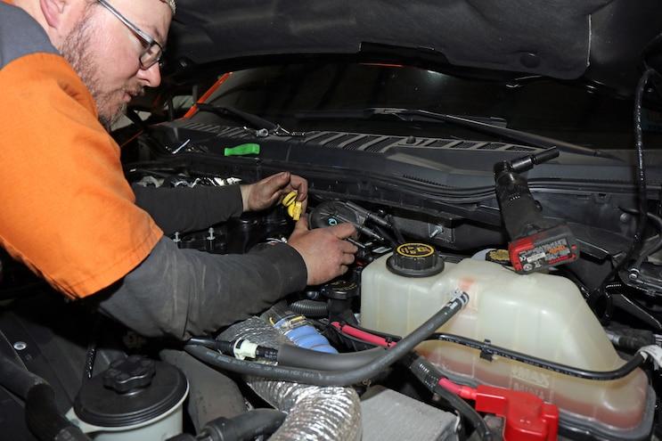033 6 7l Power Stroke Fuel System Upgrades Fuelfilter