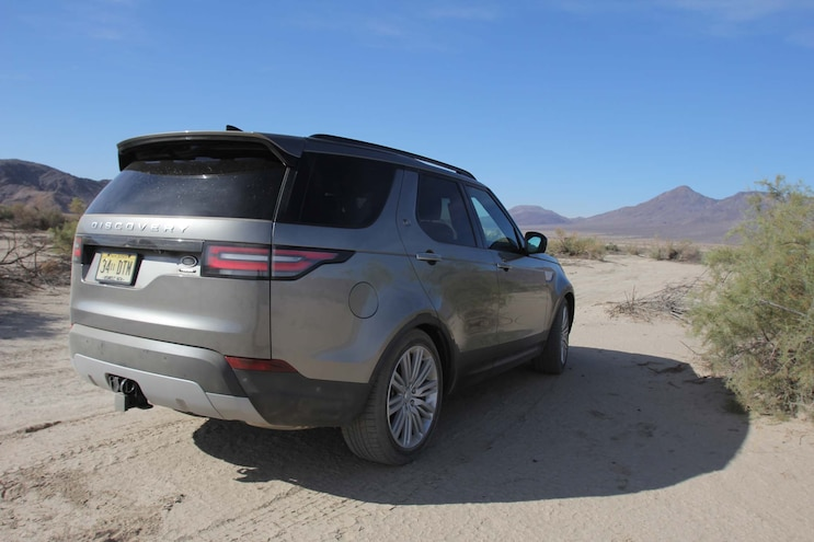 06 Land Rover Discovery 2018 Four Wheeler Of The Year Third Report
