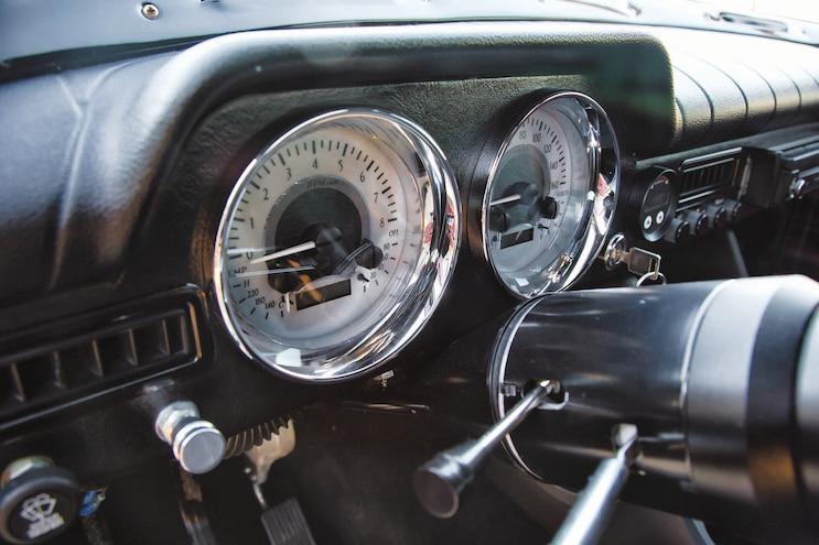 1964 Volvo Amazon Retro Rocket 12