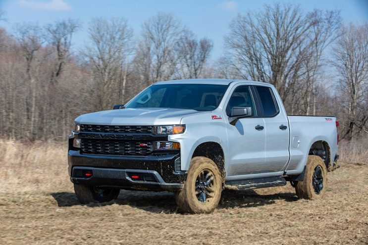 Chevrolet Adds 6.2L V-8 to More Silverado Models for 2020