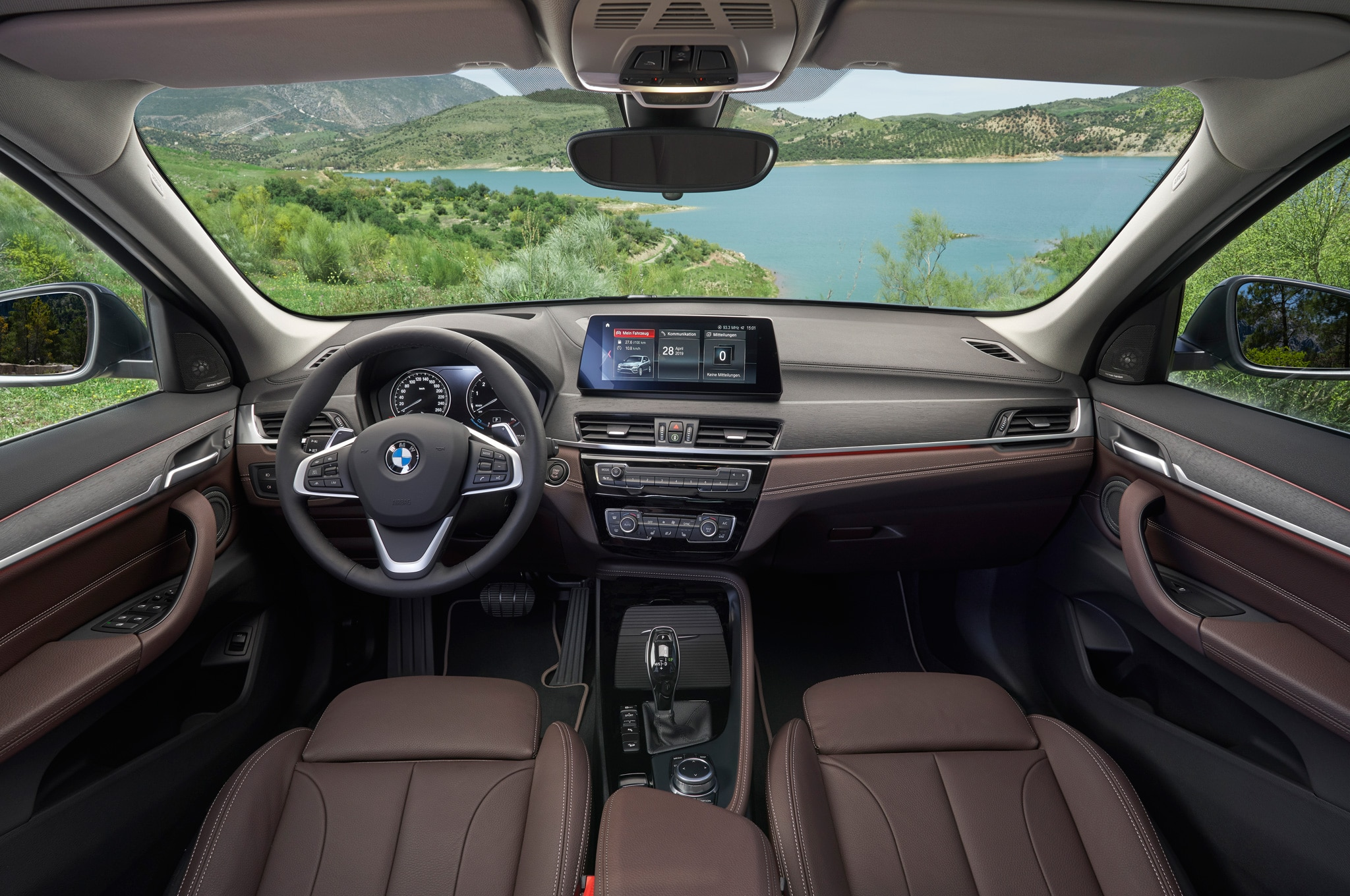 2020 Bmw X1 Gets Cosmetic And Interior Updates