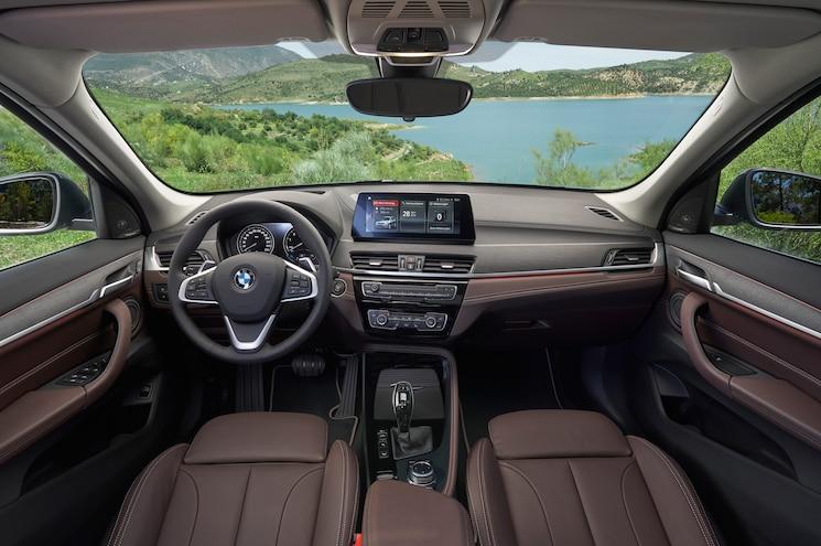 2020 Bmw X1 Interior Dashboard