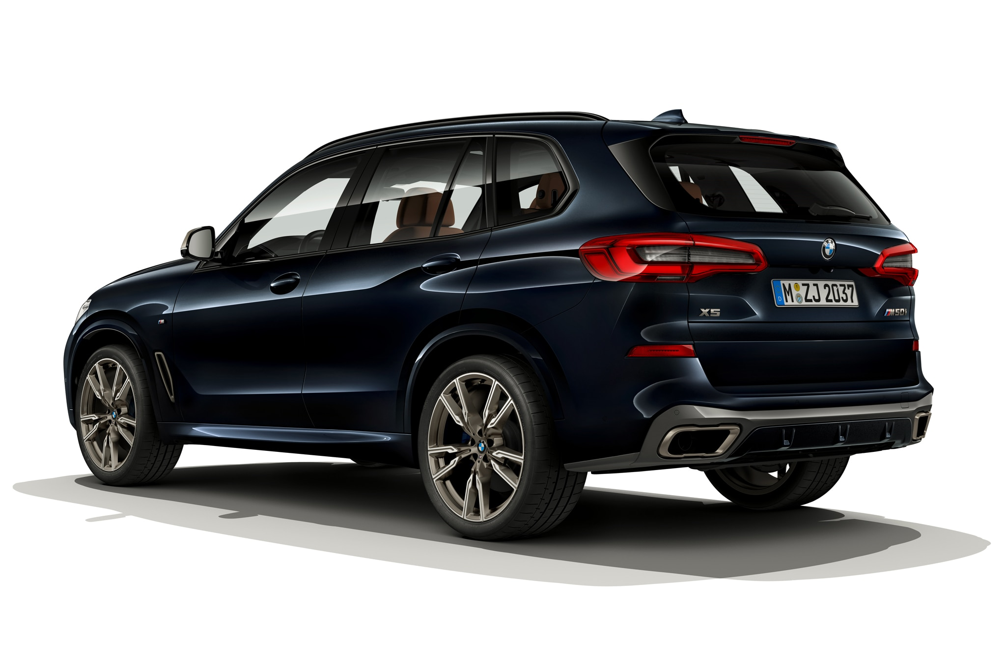 First Look – 2020 BMW X5 M50i and X7 M50i