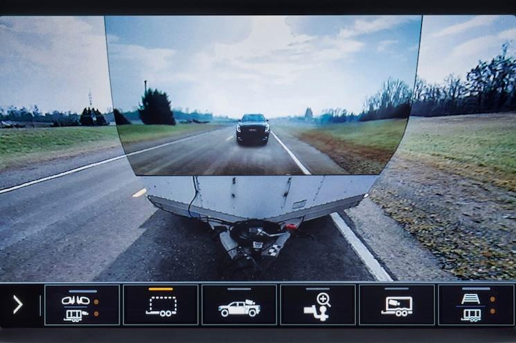 2020 Gmc Sierra 1500 Invisible Trailer Mode