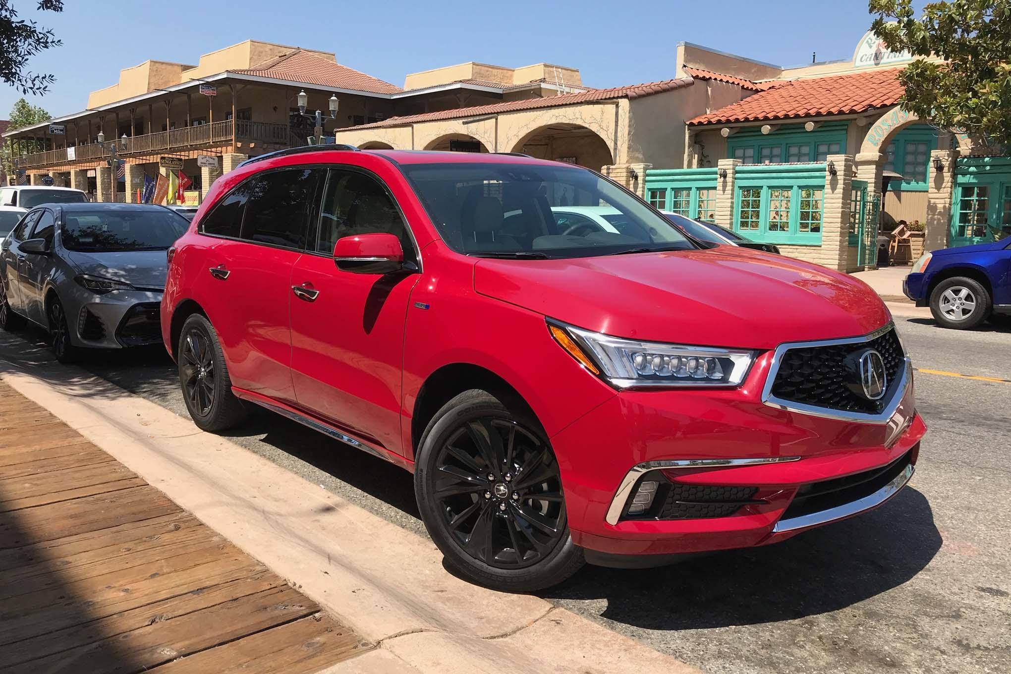 Daily Driven 2018 Acura Mdx Sport Hybrid