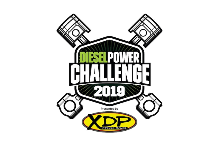Official Competitors: Diesel Power Challenge 2019 Presented by XDP