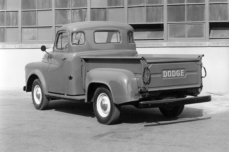 10 100 Years Of Dodge Trucks Dodge 100 6b
